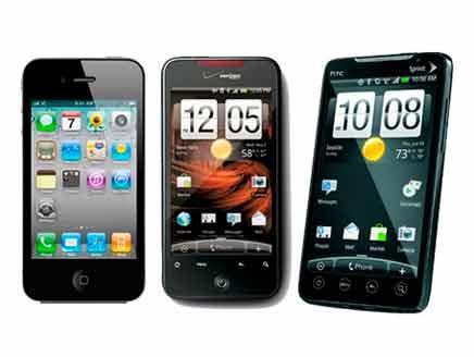 مقارنة أشهر هواتف ذكية العالم