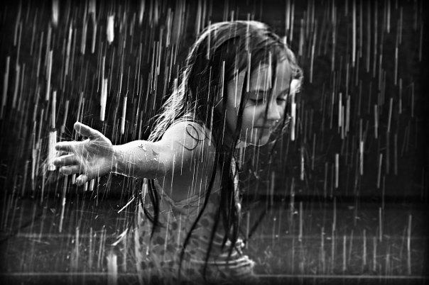 زخات مطر