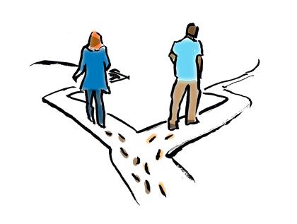 طلاق و جدایی
