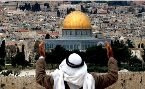 بحث كامل عن رحلة الى القدس رحلة الى المسجد الأقصي Imgid177162
