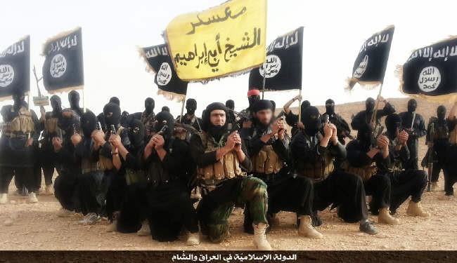 أفراد من الحركة الإرهابية