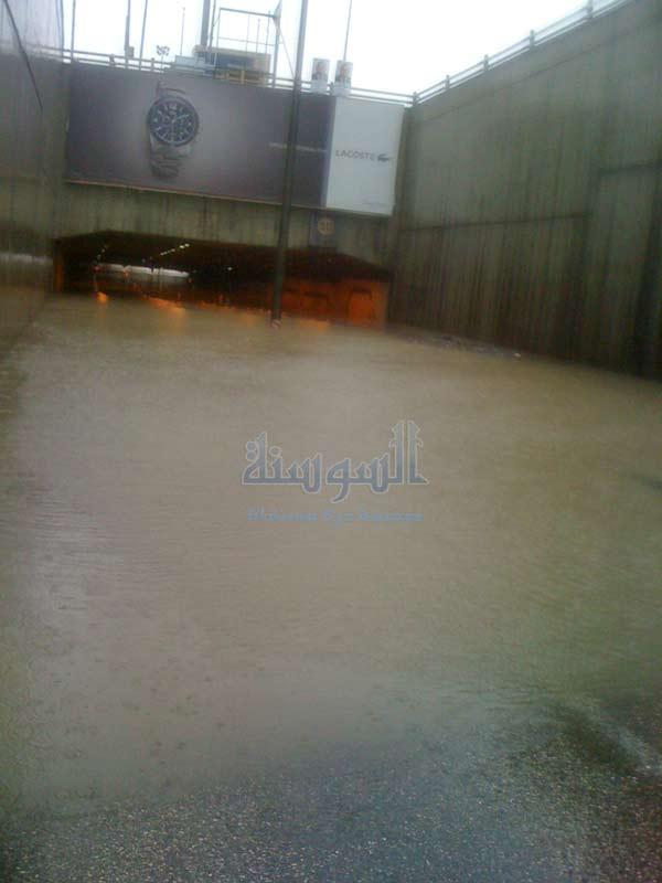 امطار الخير غرق شوارع في عمان وانغاف 0157447fca95a2aee9f3d752872d5e43
