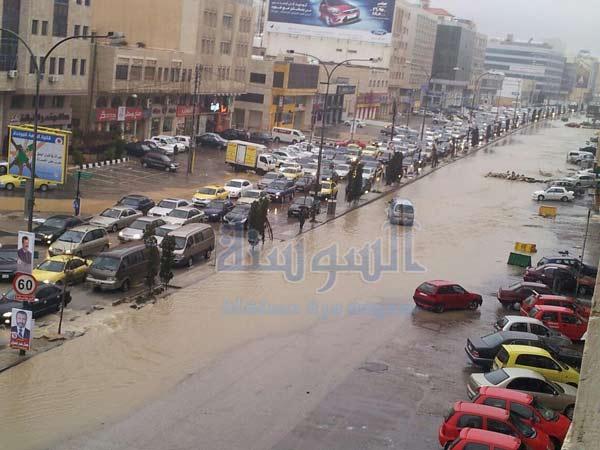 امطار الخير غرق شوارع في عمان وانغاف 1ced7855e22d2061bfbcfbe6bb400a4f