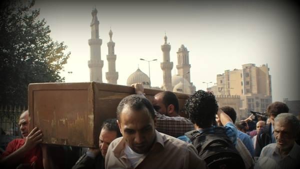 38a09bf2e582476c4630c05f908702cd صور جنازة احمد فؤاد نجم اليوم بحضور المقربين منه 3 12 2013