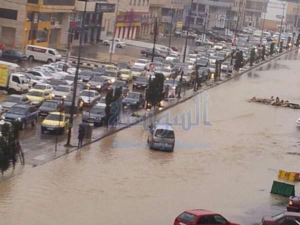 امطار الخير غرق شوارع في عمان وانغاف 43681693a80350e1cf8095ec64345a86