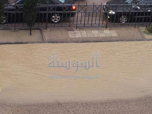 امطار الخير غرق شوارع في عمان وانغاف A373c6d1eb4dc6610e8ebec174154802