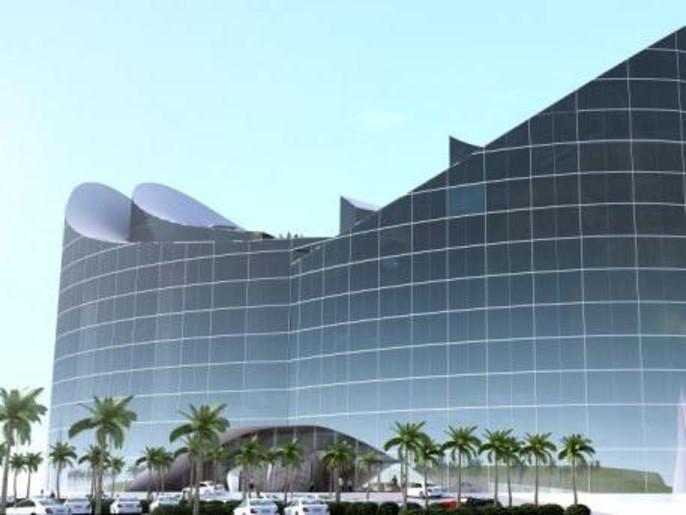 قطر تبني فندقا مستوحى من الخيال العلمي  صور