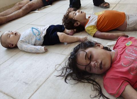 США пригрозили односторонним ответом на химатаку в Сирии из-за невыполнения ООН своих обязанностей - Цензор.НЕТ 9975