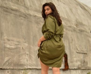 ccc731a3c4b3d صور - أجمل عارضات أزياء الحجم الممتلىء.. بينهم لبنانية