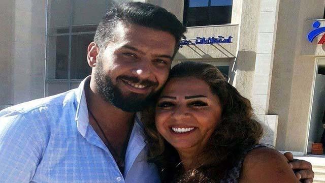 شاهد صور زواج القناة السورية غادة بشور شاب يصغرها 20 عاماً
