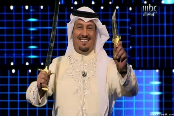 حقيقة وفاة محمد الشهري مقدم برنامج حروف وألوف على Mbc