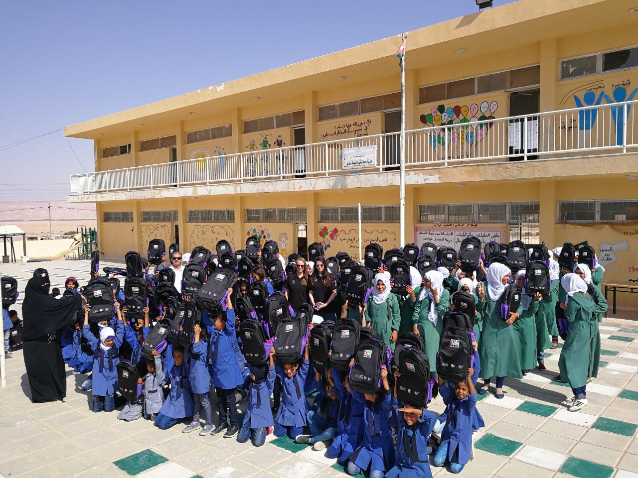 نتيجة بحث الصور عن زين تختتم مبادرتها لتوزيع الحقائب المدرسية في المناطق الأقل حظاً