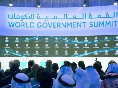 نتيجة بحث الصور عن الأردن يشارك بالقمة العالمية للحكومات