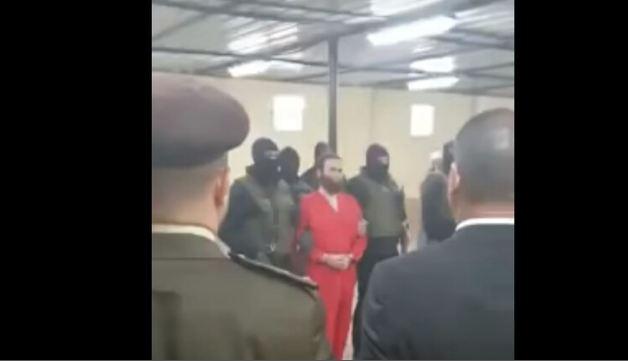 لأول مرة ..الإعلام المصري ينشر فيديوهات للحظة إعدام عشماوي