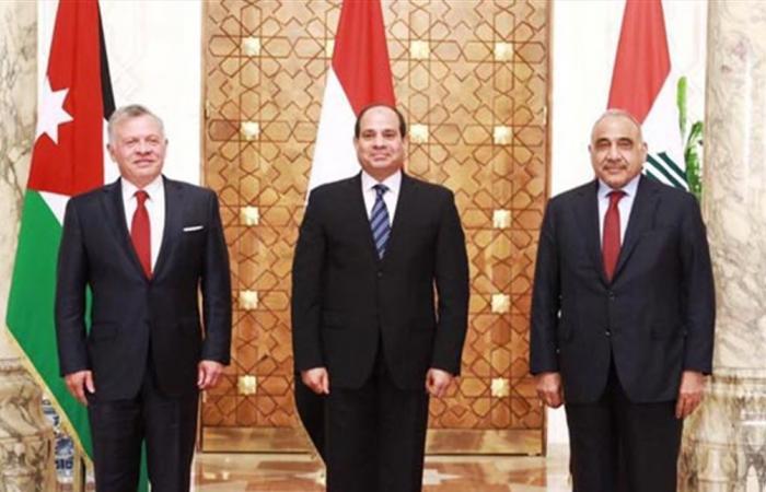 السيسي يدعو الملك ورئيس وزراء العراق لقمة رابعة في القاهرة