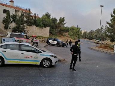 القوات المسلحة تنفذ انتشارًا أمنيًا واسعًا في عمان والزرقاء