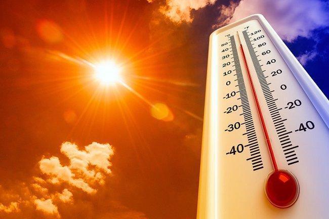 العقبة تُسجّل ثاني أعلى درجة حرارة عظمى في العالم الجمعة
