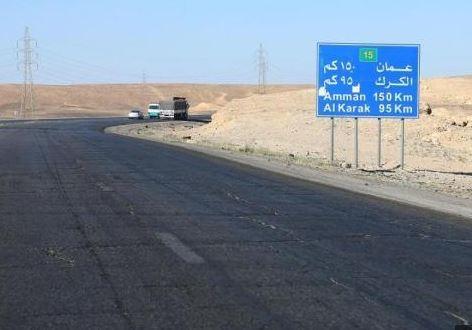 انتهاء العمل من تحويلة على الصحراوي