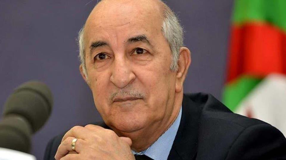 مجلس الوزراء الجزائري يصادق على مشروع تعديل الدستور