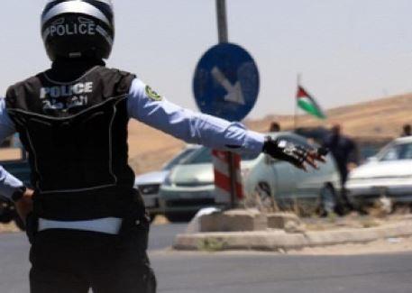 وفاة و31 إصابة بـ396 حادثا مروريا في الأردن خلال 24 ساعة