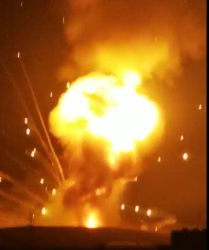 بيان جديد من الجيش يكشف نتائج التحقيقات لإنفجار الزرقاء