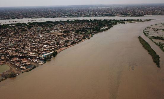 تضرر نصف مليون سوداني من الفيضانات