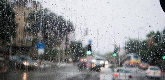 زخات من الأمطار يصحبها الرعد غدًا السبت.. تفاصيل