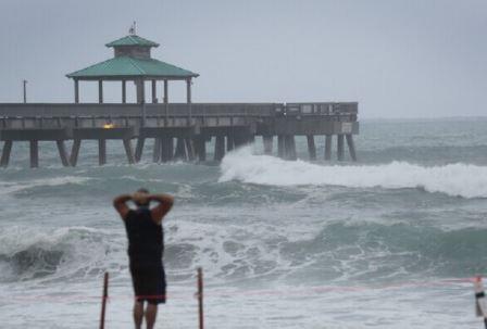 خبير: سالي ستتحول إلى إعصار مع وصولها إلى لويزيانا