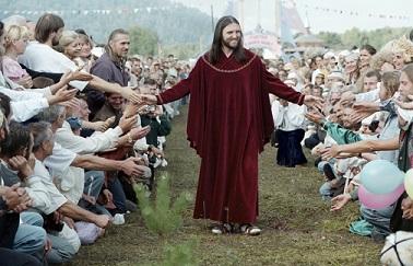 روسيا .. القبض على رجل ادعى أنه يسوع المسيح