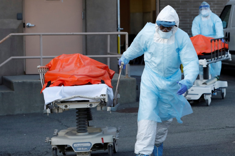 روسيا تسجل حصيلة كبيرة بضحايا كورونا