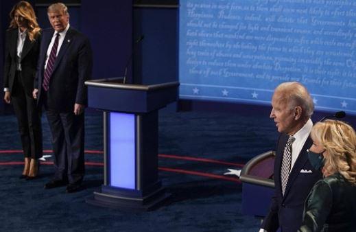 المناظرة الرئاسية الأميركية المقبلة عبر الإنترنت