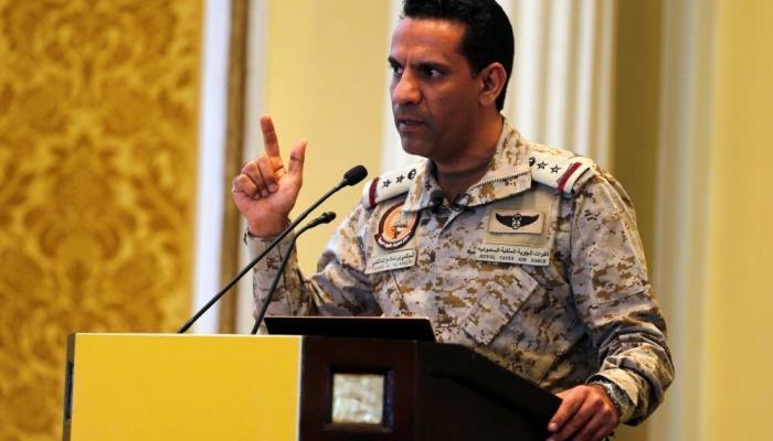 السعودية تعلن تدمير درون أطلقه الحوثيون
