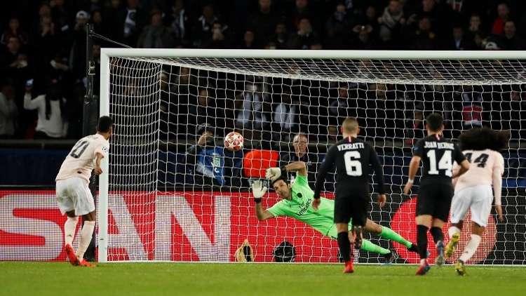 مان يونايتد يقتنص أول 3 نقاط في دوري الأبطال