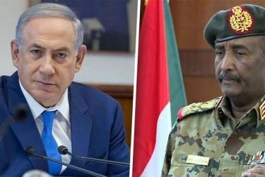 الإعلام العبري: طائرة إسرائيلية هبطت في السودان