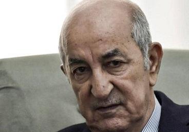 الرئاسة الجزائرية: صحة الرئيس تبون لا تدعو للقلق