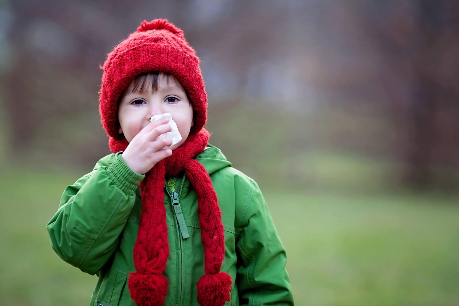 كيف تحافظي على صحة طفلك في فصل الشتاء