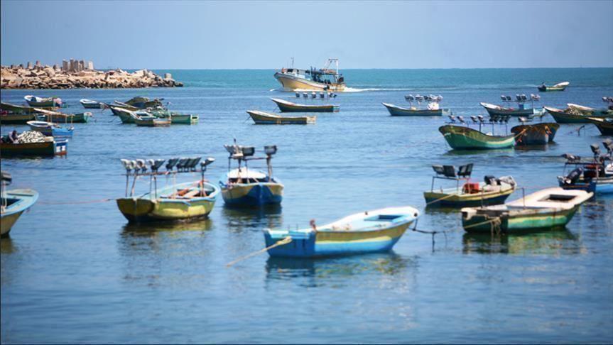 غزة: إصابة صياد برصاص الاحتلال