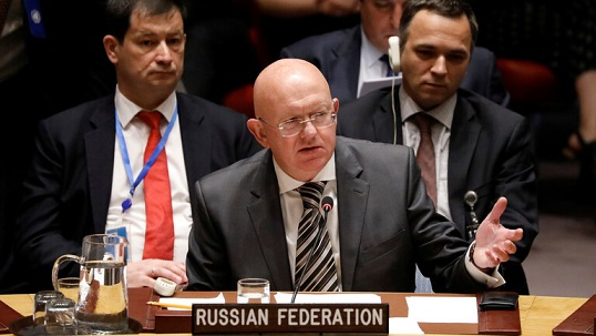 روسيا: منظمة حظر الأسلحة الكيميائية تفقد مصداقيتها