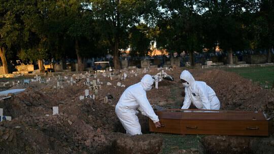 ارتفاع غير متوقع بضحايا كورونا في دولة اجنبية
