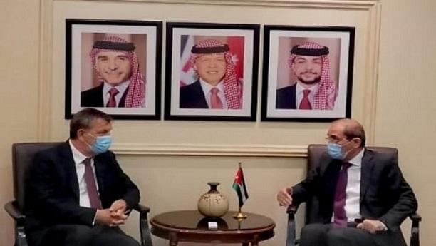 الأردن يحذر من عدم توفر الدعم المالي للأونروا