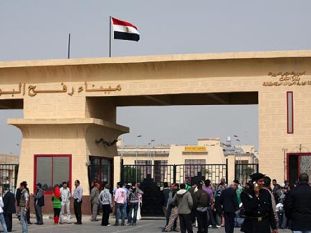 فتح معبر رفح بين غزة ومصر ثلاثة أيام