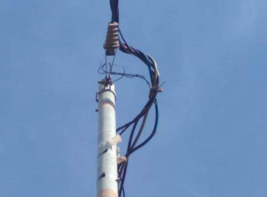 حملة لإزالة مخالفات شبكة الكهرباء