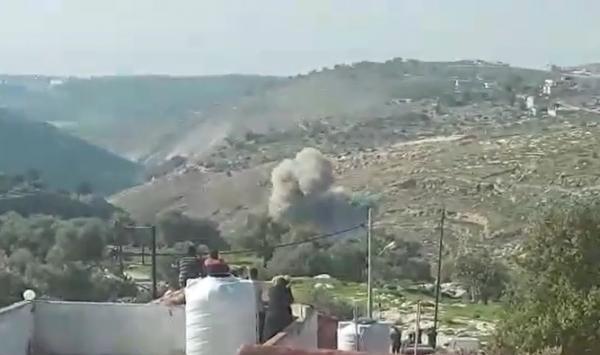 الأمن يفجر قنابل قديمة عثر عليها في لواء الكورة