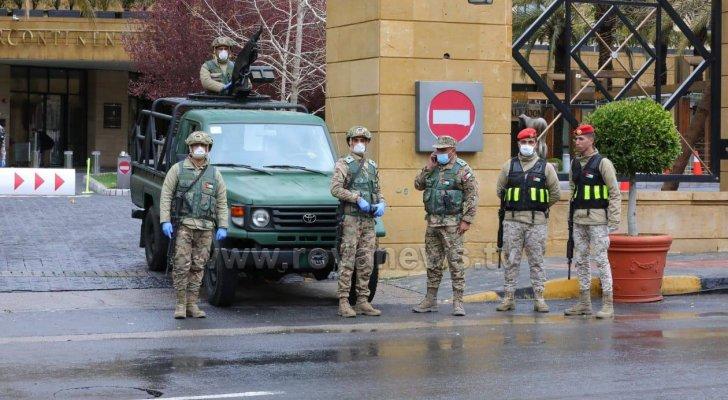 الغبين: عام 2020 كان استثنائيا للقوات المسلحة الأردنية