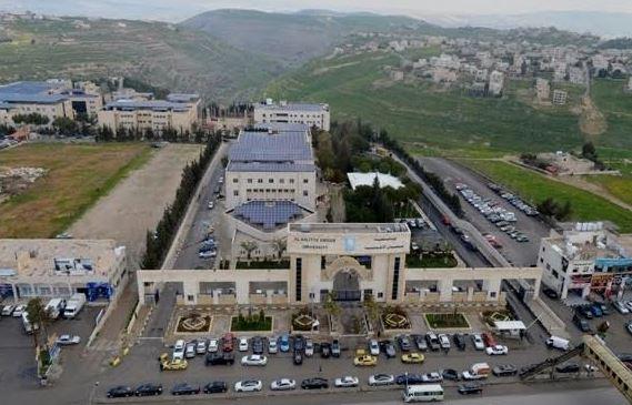 عمان الاهلية تعبرعن اشتياقها لطلبتها وتهنىء بالعام الجديد