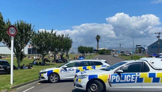 إخلاء مطار في نيوزيلندا بعد تهديد