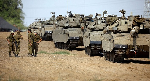 الجيش الإسرائيلي يقر بسرقة كميات كبيرة من الذخيرة