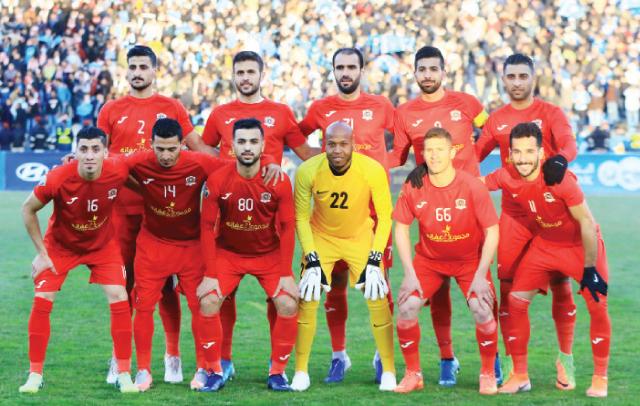 نادي الجزيرة يعلن فسخ عقد المحترف السوري احمد ديب
