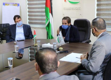 الأمير مرعد يلتقي ممثلي مراكز التربية الخاصة