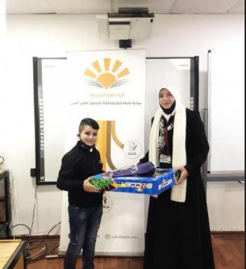 فيلادلفيا تكرم طلبة المدارس الفائزين في مسابقة الإلقاء الشعري